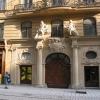 Vstupní portál domu