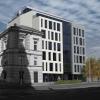 Vizualizace - pohled z ulice Vídeňské