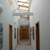Interiér po rekonstrukci
