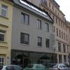 Nástavba z ulice Veselské