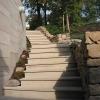 Zahradní schodiště